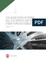 IDC Report-The Blind State of Rising SSLTLS Traffic