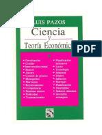 Ciencia y Teoria Economica