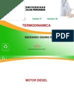 Semana 08 - Motor Diesel