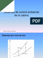 Sistemas y Equipos de Aeronaves - Control Ambiental de Cabina