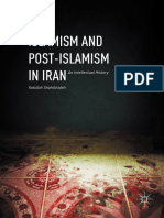 Yadullah Shahibzadeh (Auth.)-Islamism and Post-Islamism in Iran_ an Intellectual History-Palgrave Macmillan US (2016)