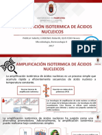 Expo Amplificacion Isotermica