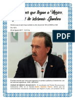Inversiones Que Llegan a México