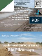 Salinas, Manejo Racional de Los Rec.hidr. Del Rio Pilcomayo. 24-07-17
