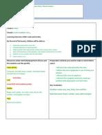 letter l - lesson plan