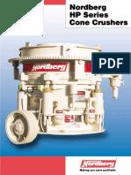 HP Series Cone Crushers