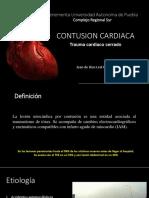 Contusion Cardiaca