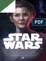 Claudia Gray - Star Wars - Legado de Sangue