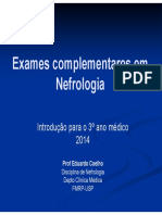 Exames Complemenares Em Nefrologia