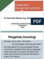 Overview Imunologi Blok BMS-2 2015