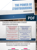 the power of storyboarding