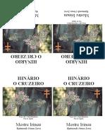 Mestre Irineu - O Cruzeiro - Grafica