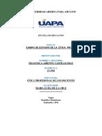 TAREA 1 ETICA DEL PROFESIONAL DEL DOCENTE.docx