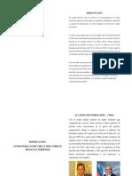 Controversia Entre Chile y Perú Sobre El Triángulo Terrestre