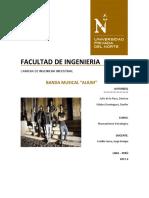 Facultad de Ingenieria Ingeniria Industrial Hacerrr
