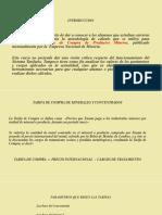 (2) Presentación Tarifa Concentrado 26,21