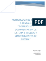 Metodologia Kendall