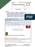 Evaluación Parcial Dw2