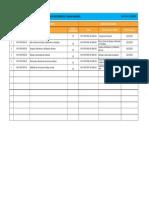 Anexo 2 - Lista de Procedimientos y Sus ARAS Asociados