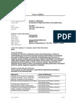 UT Dallas Syllabus for ecs3310.001.10f taught by Jiyoung Kim (jxk041000)