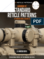Handbook of Standard Reticle Patterns Ver.10