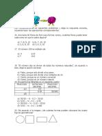 Matematicas Para Sexto