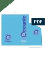 Oceanic Airlines Folder
