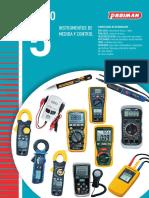 5 Instrumentos Medida Control Para Electricistas