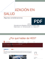 Humanización en Salud - UFT