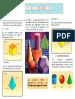 Cuerpos Solidos Infografia