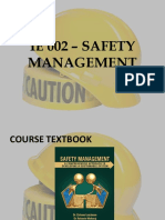 Ie 002 – Safety Management_topic 1&2