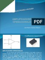 Amplificadores Operacionales.