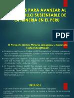 11. Desafios Para Avanzar Al Desarrollo Sustentable de La