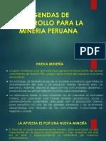 10. Agendas de Desarrollo Para La Mineria Peruana