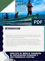 Análisis de Modelo Panameño de Explotación Pesquera