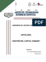 Antologia Capital Humano