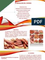 Elaboración Del Chorizo
