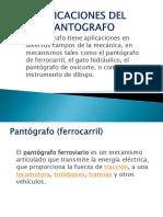 Aplicaciones Del Pantografo