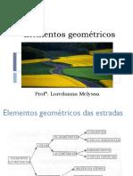 AULA 3- Elementos Geométricos