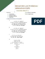 Algebra Correciones