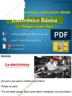 CLASE 1 Electrónica