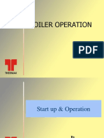 Boiler Operation and Maintenance