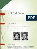 Acromegalia Ehiperprolactinemia