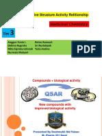 New Kel 3 QSAR Medisnal Chemistry
