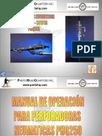 Instalacion Perf. PHQ250