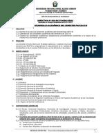 Directiva N° 005-2017 - Desarrollo semestre 2017-B