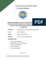 Diseño de Un Biorreactor Para La Producción de Bioetanol (1)