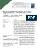 Shamsudduha etal 2008 Arsenic and geochemistry
