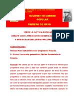 Michel Foucault -OrDENADO