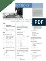 info effect flyer